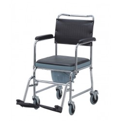 Shower Commode Wheel Chair 692