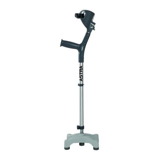 Vissco Astra Max Elbow Crutches - Quadripod Base