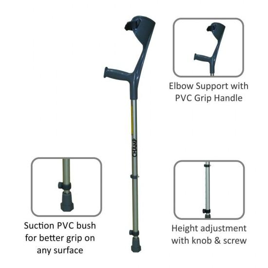 Vissco Astra Max Elbow Crutches