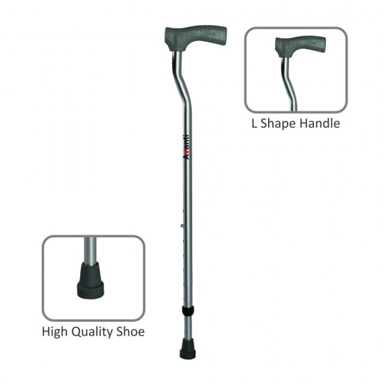 Vissco Avanti L Shape Walking Stick