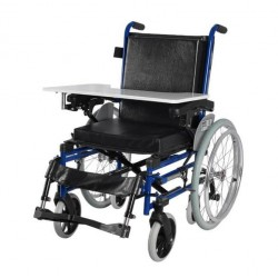 Vissco Champ Wheelchair With Flip Up Writing Pad & Food Table