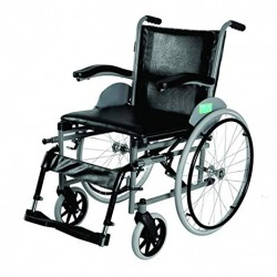 Vissco Imperio Manual Wheelchair with Fixed Big Wheels