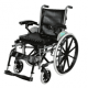 Vissco Imperio Wheelchair with Removable Big Wheels