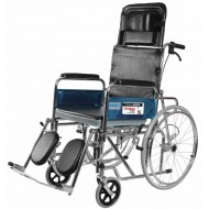 Vissco Rodeo Ext Reclining Manual Spoke Wheel Wheelchair