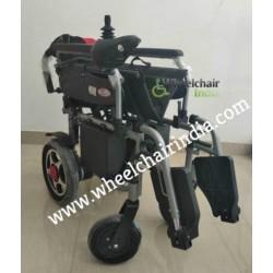 Vissco Zip Lite with Double Battery Power Wheelchair