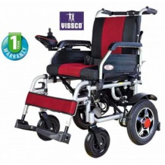 Vissco Electric Power Wheelchair  Zip Lite