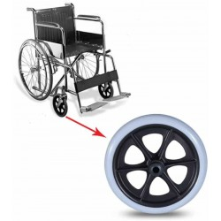 Wheelchair 8 Inch Front Caster Wheels