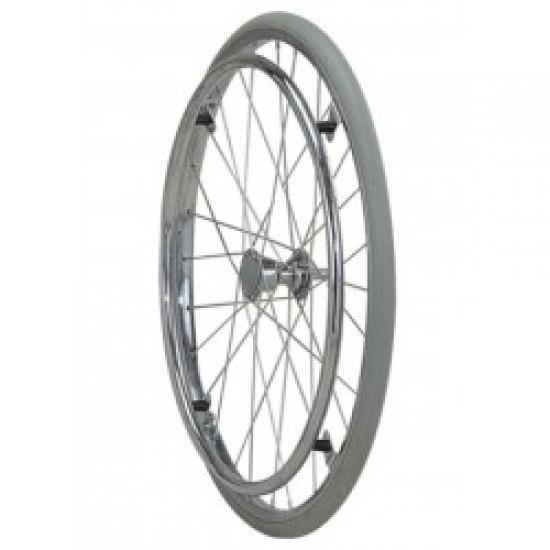 Replacement Rear Spoke Wheel For Wheelchair