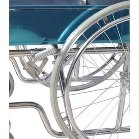 Wheel Lock Side Brake For Wheelchair